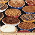 Comfort Food Mixed Pies Black