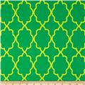 Michael Miller Coco Cabana Moroccan Lattice Grass