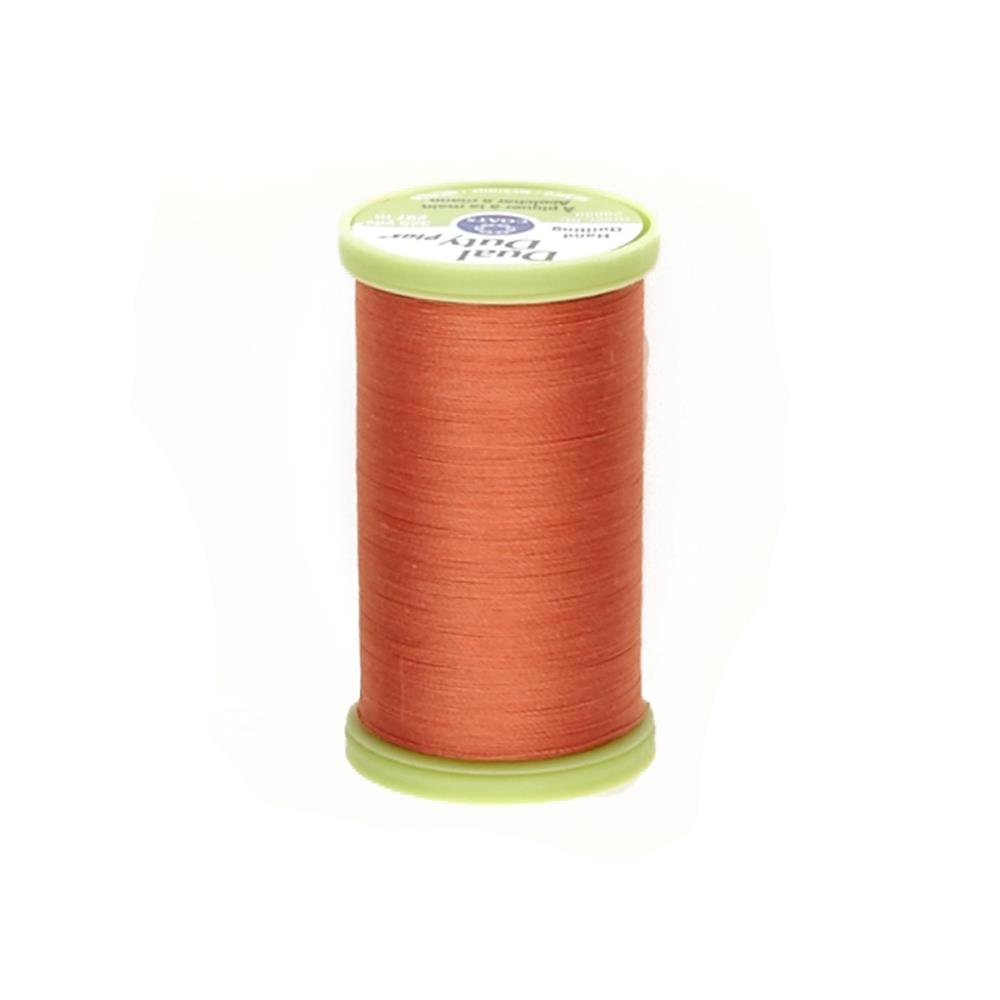 Coats & Clark Dual Duty Plus Hand Quilting Thread 325 Yds.Dark Orange