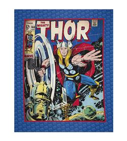 "Marvel Comics The Mighty Thor Digital 35.5"" Panel Multi"