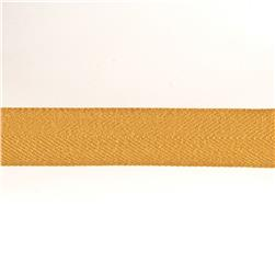 May Arts 1 1/2'' Twill Ribbon Spool Butterscotch