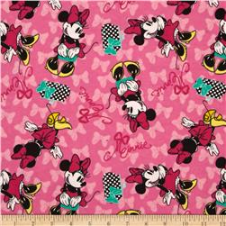 Disney Minnie Bags & Bows Minnie Allover Pink
