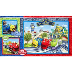 Chuggington Scenic Train Panel