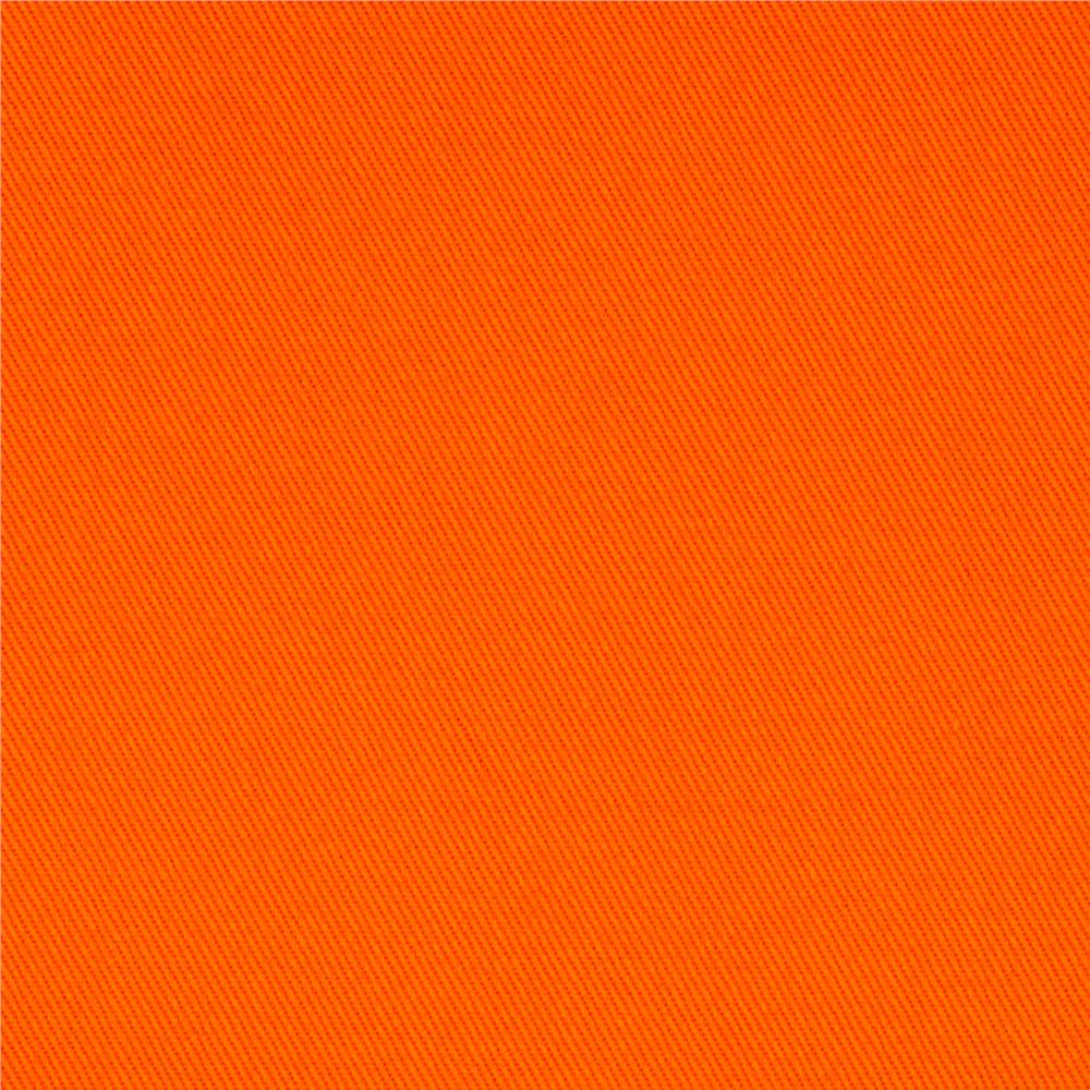 Kaufman Kobe Twill Orange