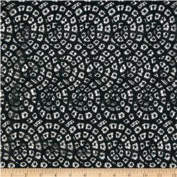 Mara Lace Black Fabric