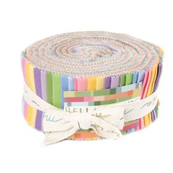 Moda Bella Solids 2.5'' Jelly Roll 30s Colors