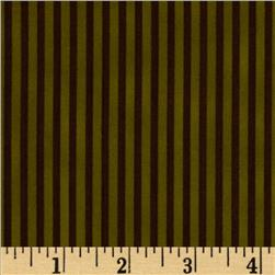 Graphix Stripes Olive Brown