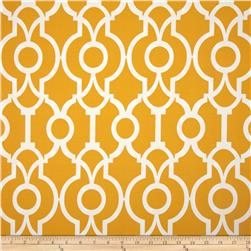 Premier Prints Indoor/Outdoor Lyon Citrus Yellow