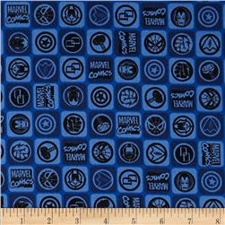 Marvel Comics Icons Blue
