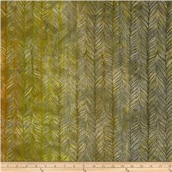 Artisan Batiks Elementals Horizontal Feather Palm