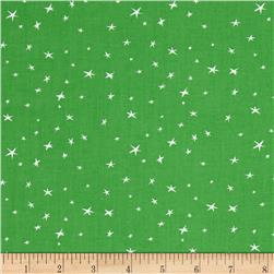 Nursery Rhymes Stars Green