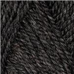 Lion Brand Superwash Merino Cashmere Yarn (159) Charcoal Heather