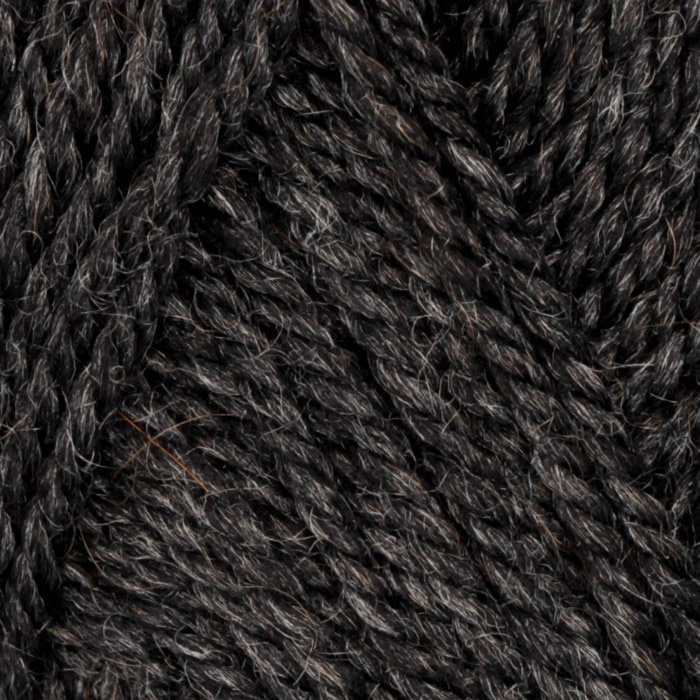 Lion Brand Superwash Merino Cashmere Yarn (159) Charcoal