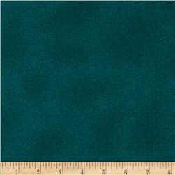 Moda Crackle Dark Teal