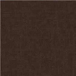 Rayon Crosshatch Gauze Dark Brown
