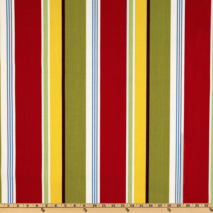 Richloom Indoor/Outdoor Lofton Stripe Garden