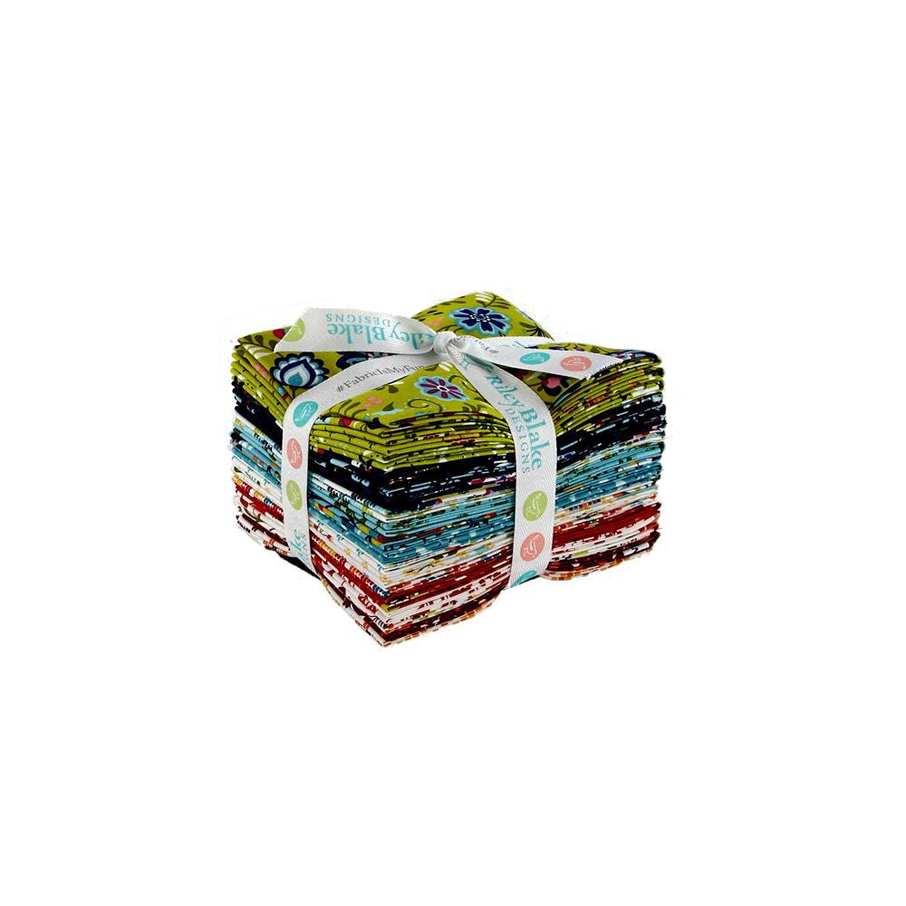 Riley Blake Juxta Posey Fat Quarter