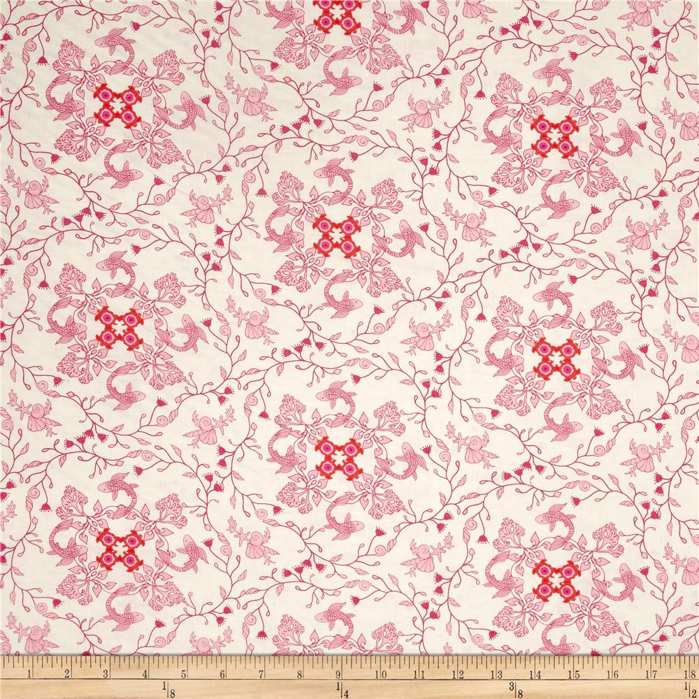 Moda Manderley Sea Cream Pink