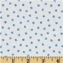 Farmhouse Blooms Mini Bloom Blue