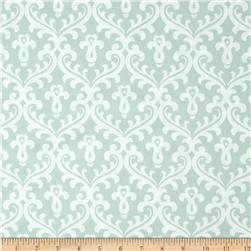 Joyful Damask Light Teal