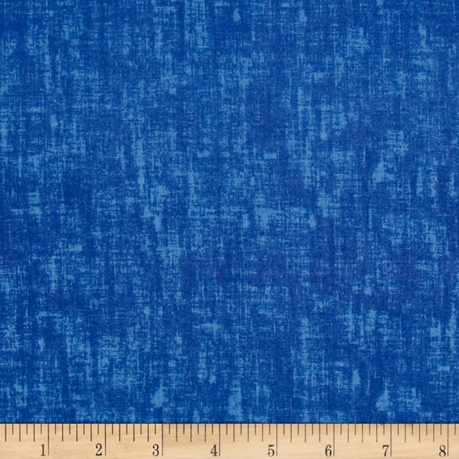 Bella Casa Solid Texture Royal Blue