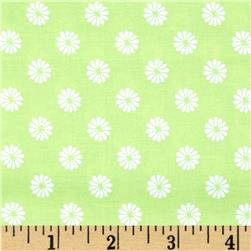 Monaco Small Daisy Green
