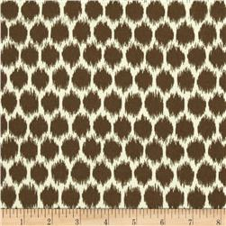 Waverly Sun N Shade Seeing Spots Moonstone Fabric