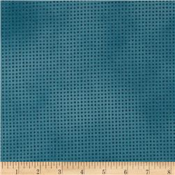 Mixmasters Dot-to-Dot Denim Fabric