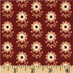 Penny Rose Civil War Times Daisy Red