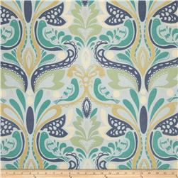 Swavelle/Mill Creek Twoina Bush Jacquard Blue