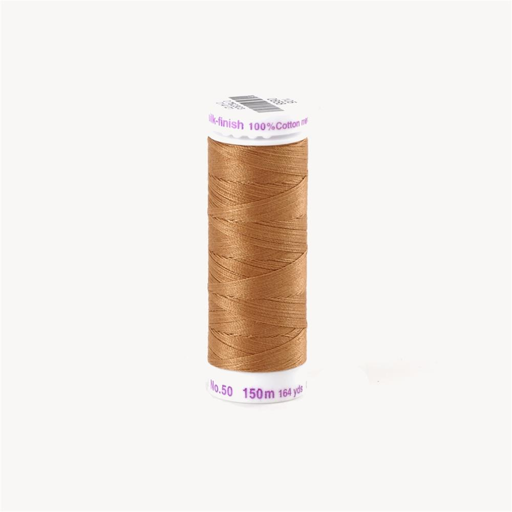 Mettler Cotton All Purpose Thread Brass