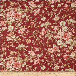 Treasures By Shabby Chic Vintage Rose Large Floral