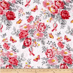 Anything is Possible Large Floral Multi