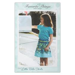 Favorite Little Things Little Belle Skirts Pattern