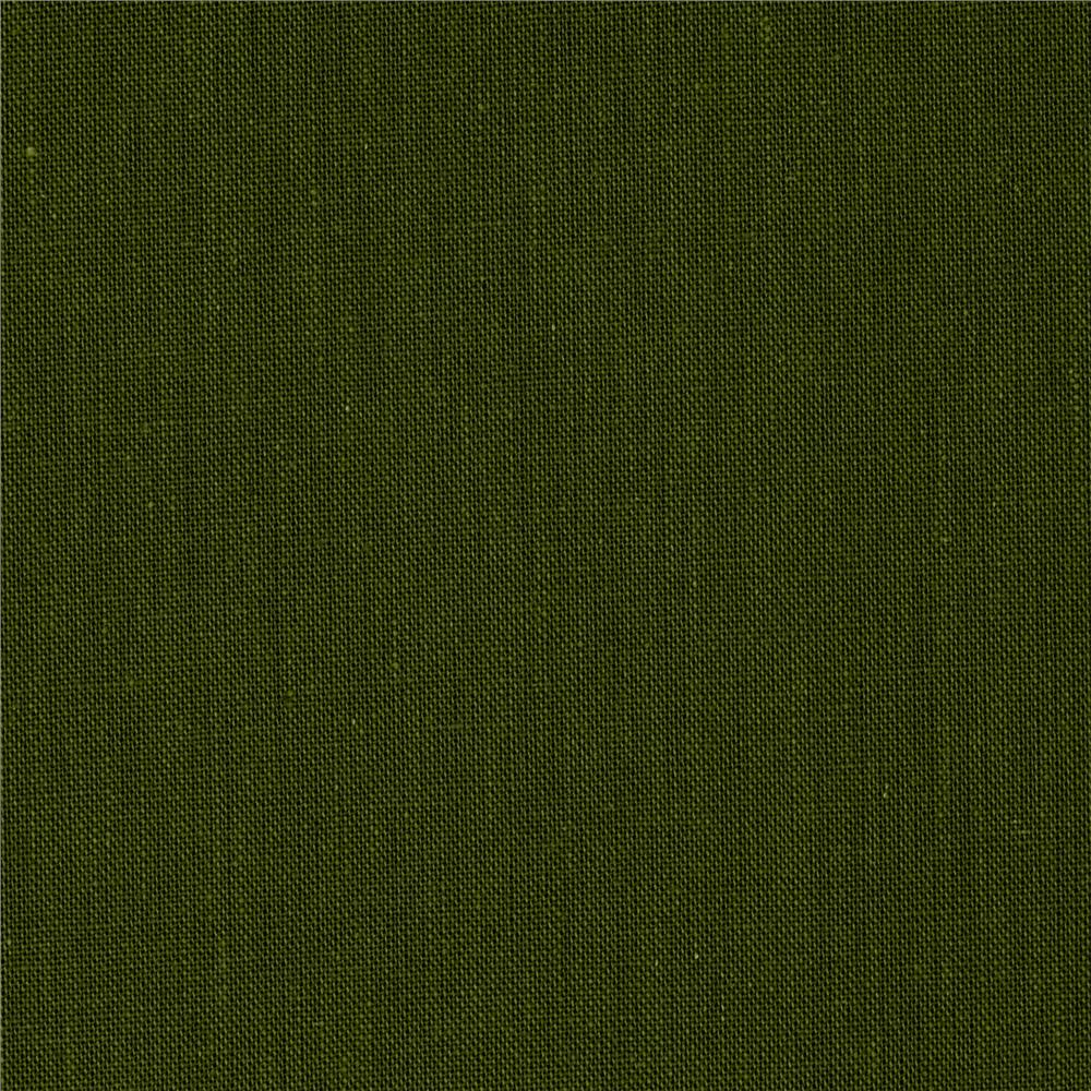 Cloud 9 Organic Cirrus Solid Broadcloth Olive