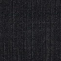Ultra Stretch 4 x 1 Rib Knit Black