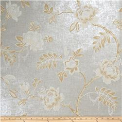 Fabricut Handsome Wallpaper Silver (Double Roll)