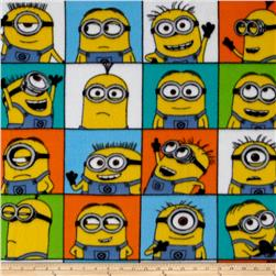 Despicable Me Fleece Minions Multi