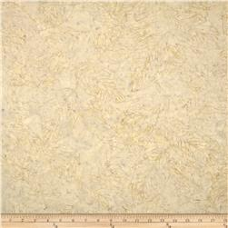 Jinny Beyer Malaam Batiks Forest Leaf Cream