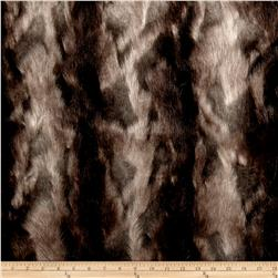 Luxury Faux Fur Brandy Fox Ash