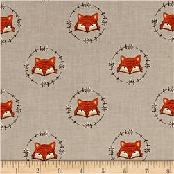 Wilderness Fox Light Taupe