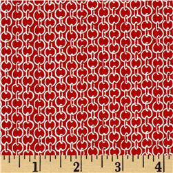 Jet Setter Chain Link Red