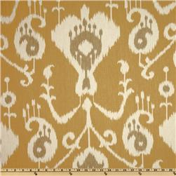 Magnolia Home Fashions Java Ikat Barley Fabric