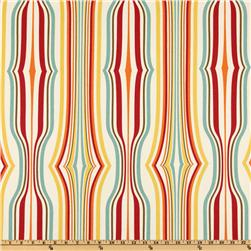 Waverly Good Vibrations Stripe Toucan