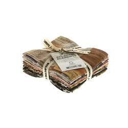 Tim Holtz Eclectic Elements Documentation Fat Quarter Assortment