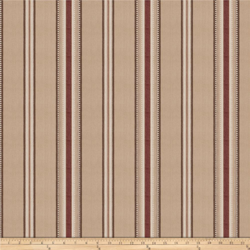 Fabricut Soban Bordeaux