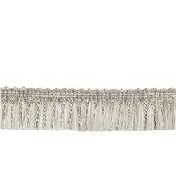 "Jaclyn Smith 1.5"" 02925 Brush Fringe Mushroom"