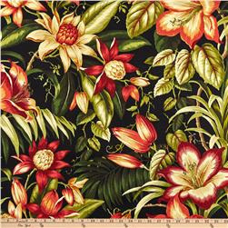 Tommy Bahama Indoor/Outdoor Botanical Glow Ebony