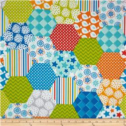 Alfie & Bettie Baby Blocks Blue