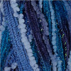Patons Pirouette Yarn (83110) Midnight Blue Shimmer